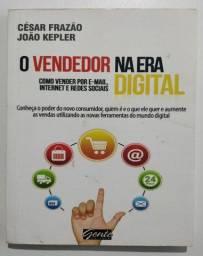 Livro O Vendedor Na Era Digital Cesar Frazão João Kleper