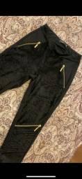 Calça feminina montaria legging Charry