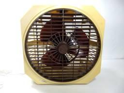 Antigo Ventilador Circulador Britânia Retro Vintage