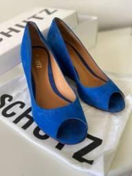 Sapato Schutz Azul