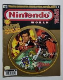 Coleção Lote Revistas Nintendo World Especiais 05 Edições