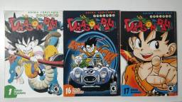 Mangá Dragon Ball Edição Clássica Editora Conrad