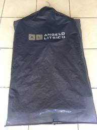 Terno completo Angelo Litrico Blazer Calça Gravata Praticamente Novo
