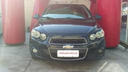 Chevrolet Sonic LTZ 1.6, Sedã, 2012, Completo.