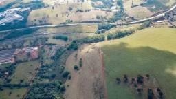 Área Rural 4,6 alqueire, 500mt da pista, 1,5km do trevo de Eloi Mendes