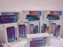 Promoção Smartphone Xiaomi Redmi Note 8 Pro 64gb/6gb e Vários modelos 12x