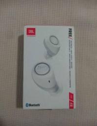Fone de ouvido Bluetooth JBL Free X Branco