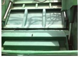 Compactador Usimeca 15 mts. Só o equipamento