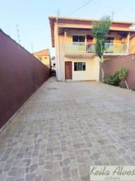 Alugo casa duplex 3 quartos - 2 suítes em cima e 1 quarto embaixo - Jd Bela Vista