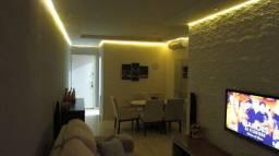 Apartamento 2 quartos sendo uma suite com 60 mº