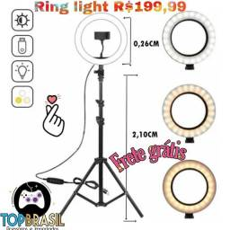 Tripé Ring light