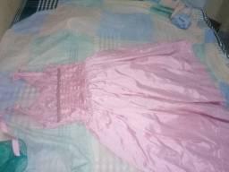 Fantasia/vestido de princesa