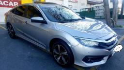 CIVIC TOURING 1.5 2017 ESTADO DE ZERO!!!