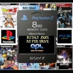 Jogos ps2 ps1 e Nintendo
