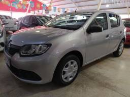 Renault Sandero Authentique 1.0 12V SCe (Flex)