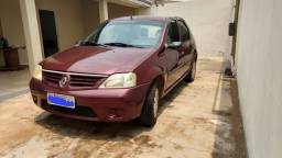 Logan Sedan Expression 1.0 16v Flex