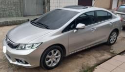 Honda Civic EXS 12/12 (Com teto solar)