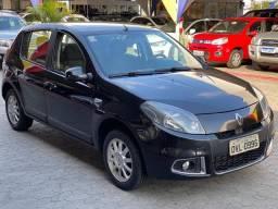 Sandero PRI 1.6 Preto R$ 29.990,00 ! Automático