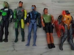 5 brinquedos do max steel