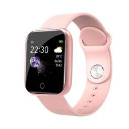 Relógio Digital Smartwatch I5 Ios Android Bluetooth esportes