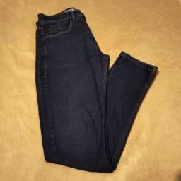 Calça Jeans Masculina Nº 38 Slim Fit