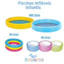 Piscinas Infantis Infláveis - Vários tamanhos