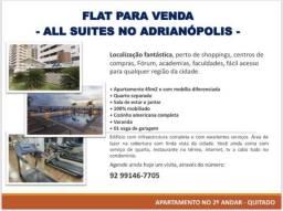 Apartamento no Flat Adrianópolis