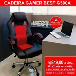 Cadeira Gamer Best G500A