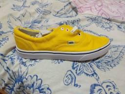 Vans amarelo
