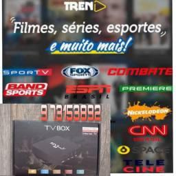 Aparelho pra transformar sua tv em smart