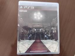 Resident Evil Remake Ps3 (versão Física Asiática) - *RARO*