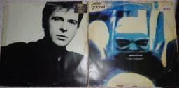 2 LPs Peter Gabriel- 40,00