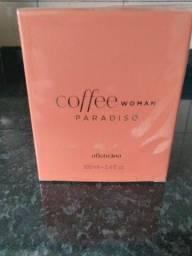 Coffee woman paradiso zero original com nota