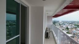 15° Andar Smart Centro/ 3qts/ 89m²/ Semi-mobiliado/ 3 vagas/ Climatizado