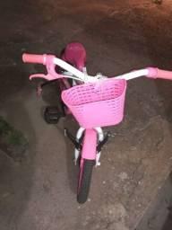 Bicicleta infantil super nova.