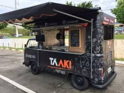 Food Truck  de Salgadinhos  completa
