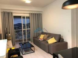 Apartamento com 1 dormitório à venda, 50 m² por R$ 462.000,00 - Edifício Hit - Barueri/SP