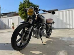 CB 500 Four 1973