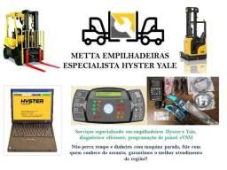 Título do anúncio: Locação e manutenção empilhadeiras
