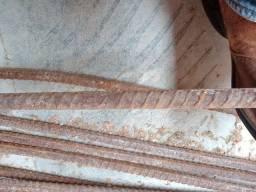 Barras AcelorMittal retas corrugadas CA50 - Vergalhão