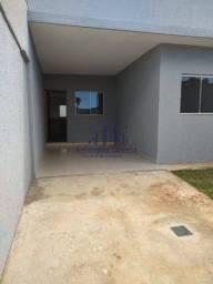 Casa de Esq. 2/4 sendo 1 suíte - Senador Canedo - R$198.000,00