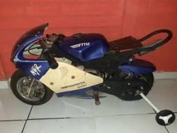 Mini moto zeradinha
