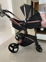 Carrinho de bebê Dzieco- Galzerano