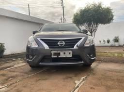 Nissan Versa SL 1.6 2017/2017 Flex Automático