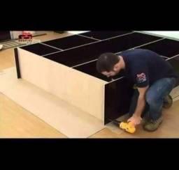 Ssuper montador de móveis profissional