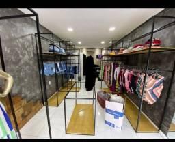 Vendo móveis de loja completo
