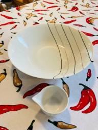Saladeira porcelana Renner