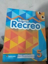 Livro espanhol 5 ano