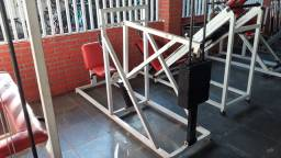 Leg Press 45°/ Leg Press 90°/ Adutor e Abdutor