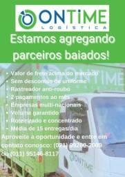 Agrega-se caminhão baiado de 6 e 10 para serviço fixo para Poços de Caldas, Minas Gerais!